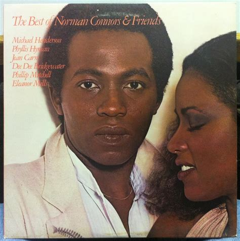 norman connors norman connors friends the best of lp mint bds 5716