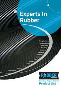 rubber st companies list the rubber company product list