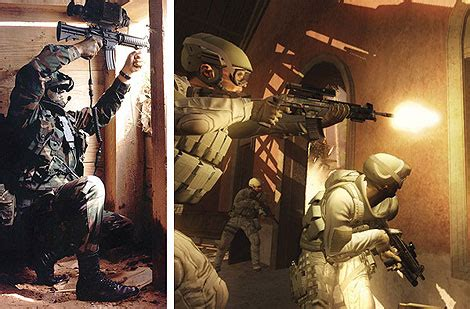 Ghost Warrior Pompa Telescope ghost recon 2 vs land warrior the pentagon goes gaming