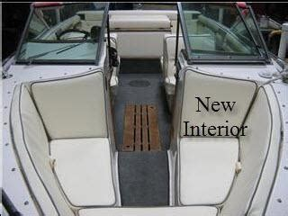 Auto Upholstery Winnipeg by Keybreeze Marine Services Boat Tops Auto Upholstery Ltd