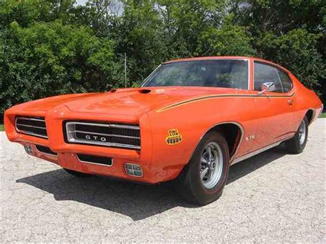 with the judge 1969 pontiac gto the judge for sale on classiccars 5