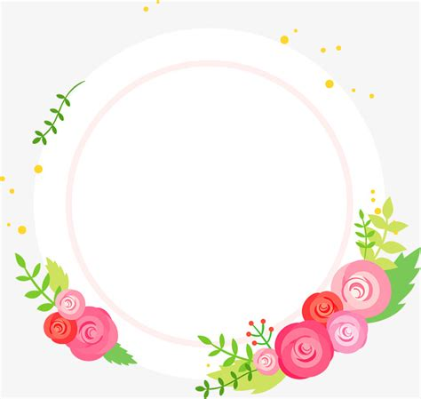 Circle Cutter Pemotong Bulat pink circle flowers pink circle flowers png image for free