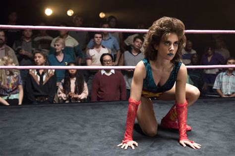 alison brie american express is glow based on a real tv show meet the original