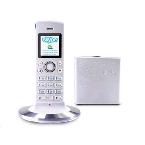 best skype phones rtx dualphone 4088 cordless skype phone white expansys