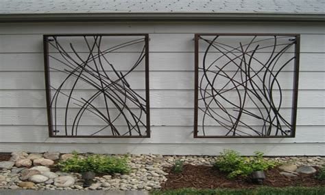 garden metal wall outdoor garden wall decor large metal wall outdoor