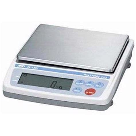 Timbangan Digital Seca and weighing ek 12ki everest digital scales 12000 x 1 g