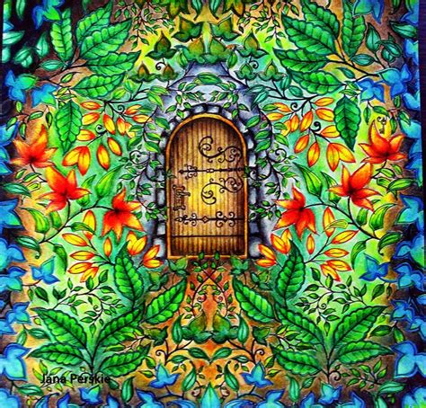 The Secret Garden Coloring Book the secret garden coloring book door secret garden