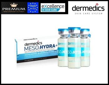 dermedics meso hydra needle free mesotherapy oules with oxygen liposomes and ions new