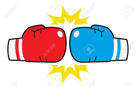 boxing clipart clipart boxing pencil and in color clipart boxing
