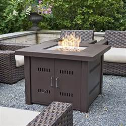 patio propane pit outdoor pit table patio deck backyard heater