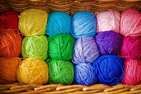colorful yarns the colorful white colorful yarn balls