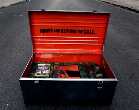 Battlefield 3 Giveaway - sneaker news x ea battlefield 3 vip kit giveaway sneakernews com