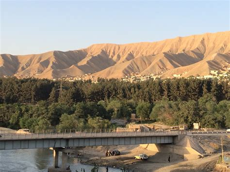 network attack map pul e khumri bridge baghlan photo gran hewad