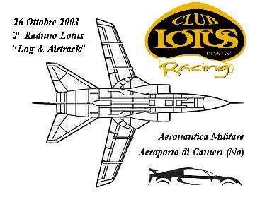 meteo aeronautica cameri lotus club italy quot cameri 2003 quot