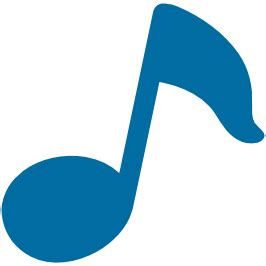 android note emoji android musical note
