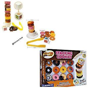 Mainan Anak Stacking Cookies jual mainan anak tercinta stacking cookies tower