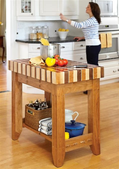 woodworking plans kitchen island fabriquer un 238 lot de cuisine 35 id 233 es de design cr 233 atives