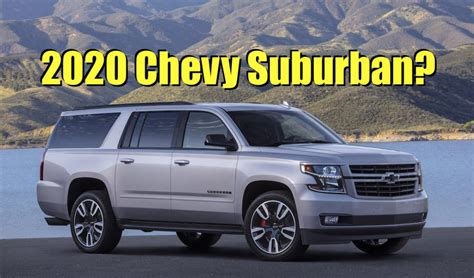 2020 Chevy Tahoe Ltz by 2020 Chevy Tahoe Ltz Review