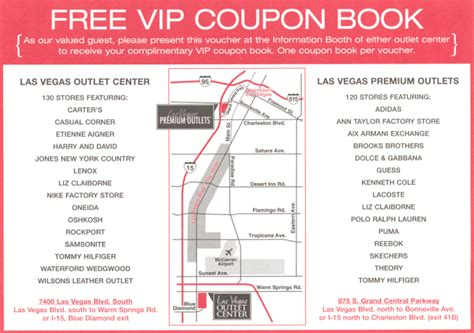 Woodbury Commons Gift Card - free vip coupon book premium outlets cyber monday deals on sleeping bags