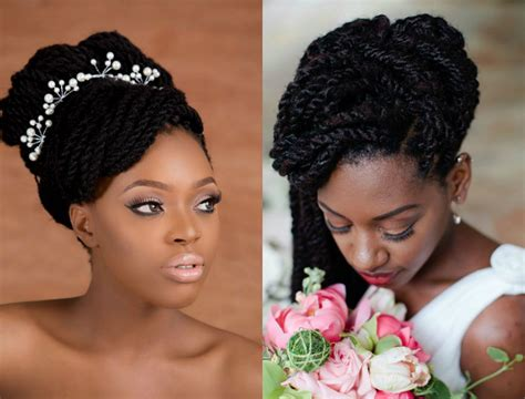 Wedding Hairstyles For Box Braids by Season Box Braids Wedding Hairstyles 2017