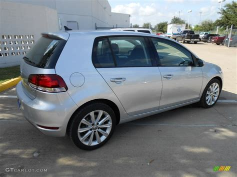 2013 reflex silver metallic volkswagen golf 4 door tdi 72945920 photo 7 gtcarlot car