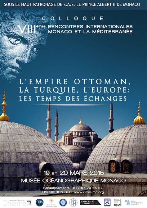 Titre Dans L Empire Ottoman by Colloque Gt L Empire Ottoman La Turquie L Europe Les