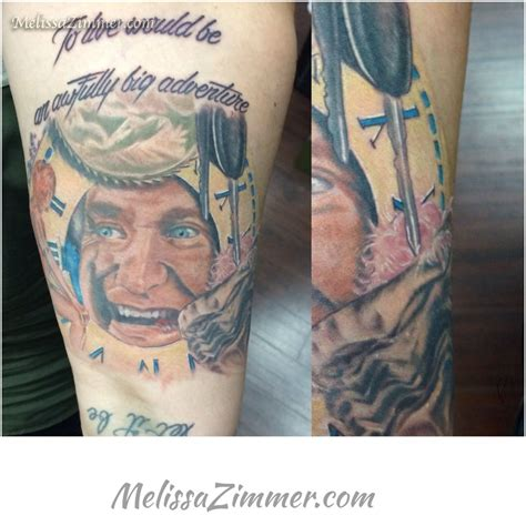 robin williams tattoo robin williams will pictures to pin on