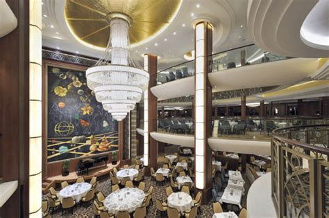 Oasis Of The Seas Dining Room by Thermal Insulation On Board Paroc