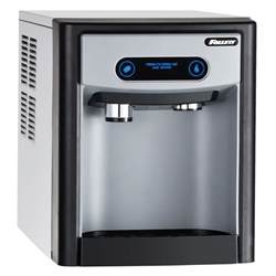 Table Top Ice Maker Follett 7ci100a Iw Nf St 00 7 Series Air Cooled Countertop