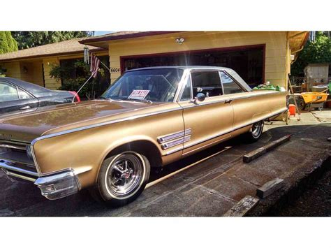 Chrysler 300 For Sale In by 1966 Chrysler 300 For Sale Classiccars Cc 1001216