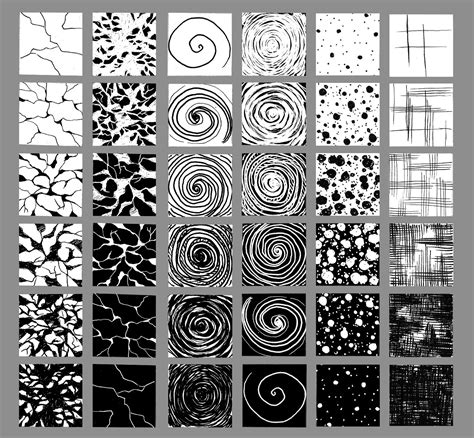 art pattern maker texture drawing exles hanguyen 36 custom textures