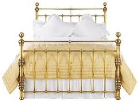brass bed frame original bedstead waterford genuine brass bed frame