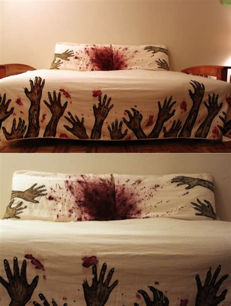 zombie bedding zombie bed sheets imghumour
