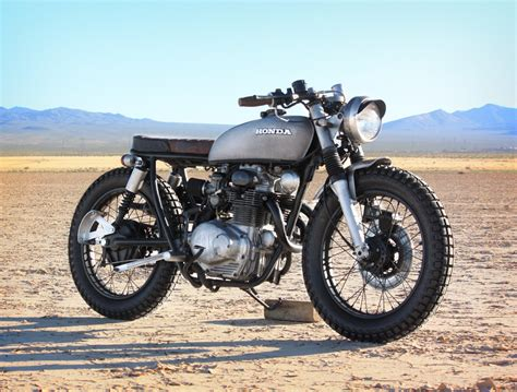 aaron miller s cb350 the bike shed