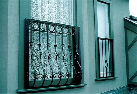 Secure House Windows Decorating New Home Designs Home Window Iron Grill Designs Ideas