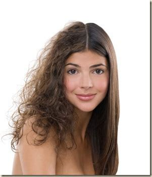 curly hair dry mid forties tratamientos para el cabello esponjado