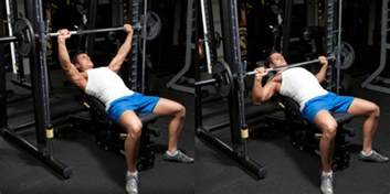 bench press how low 5 exercises for your chest i luve sports