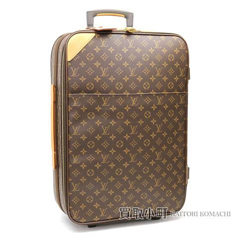 Trolley Bag Lv D6728dew kaitorikomachi rakuten global market trip bag travel kolo kolo cart lv pegase 60 monogram