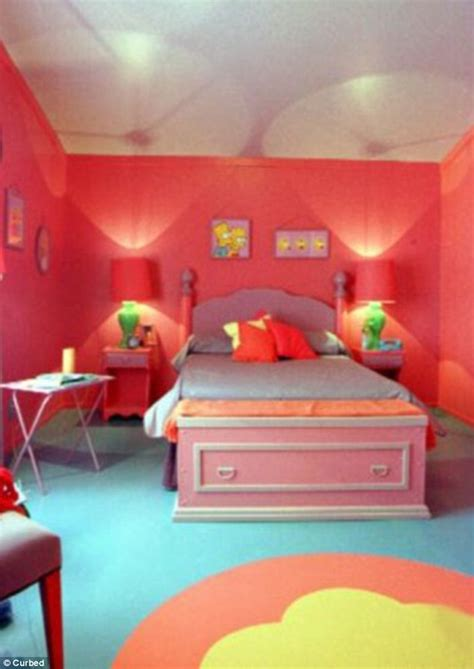 Kitchen Design Calgary by Calgary Couple Recreates The The Simpsons Kitchen In Their