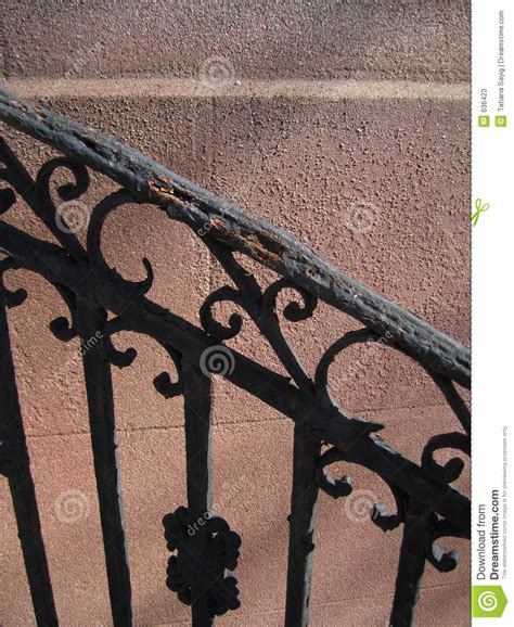 decorative banisters decorative banister and wall stock photos image 636423