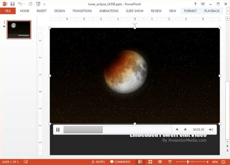 eclipse template animated eclipse powerpoint templates powerpoint