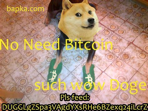 Dogecoin Meme - dogecoin la valuta digitale del meme quot doge quot wow