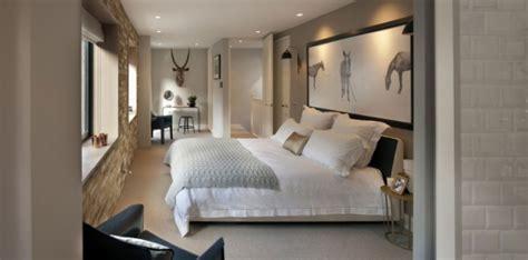 schmales schlafzimmer moderne schlafzimmer ideen stilvoll mit designer flair