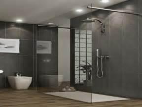 Glass shower contemporary bathroom tile designs stroovi