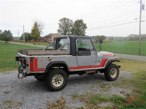 Jeep Scramblers For Sale 1982 Jeep Scrambler Cj8