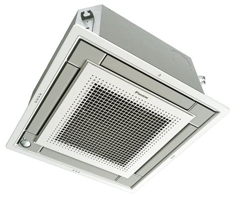 daikin vrv indoor 4 way blow ceiling cassette acs