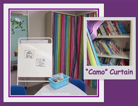 classroom curtain ideas www rainbowswithinreach blogspot com