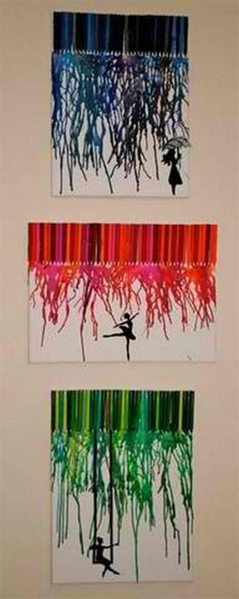 diy crafts with crayons melted crayon 03