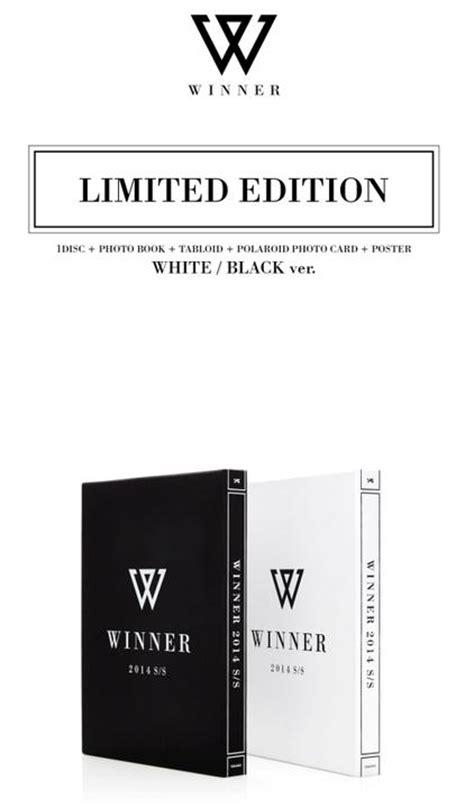 download full album winner mp3 yesasia winner debut album 2014 s s black limited