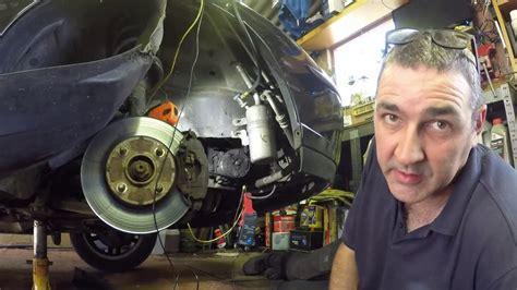 ford focus mk  air conditioning fault  compressor clutch air gap uk spec car youtube